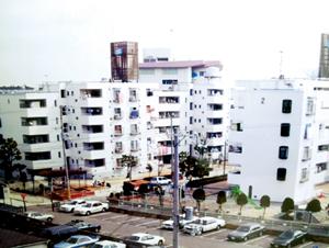 兵庫県公営西宮南甲子園鉄筋団地 外壁等改修工事