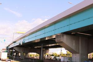 兵庫県道路高速湾岸線(5号湾岸線)