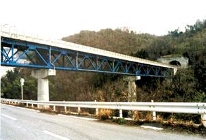 173号 一庫大橋塗替塗装工事