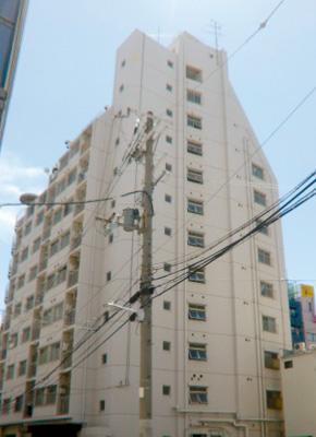 メゾン第3新大阪大規模修繕工事